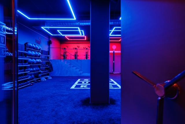 SQUARE Fitness Studio installs I-ON Air