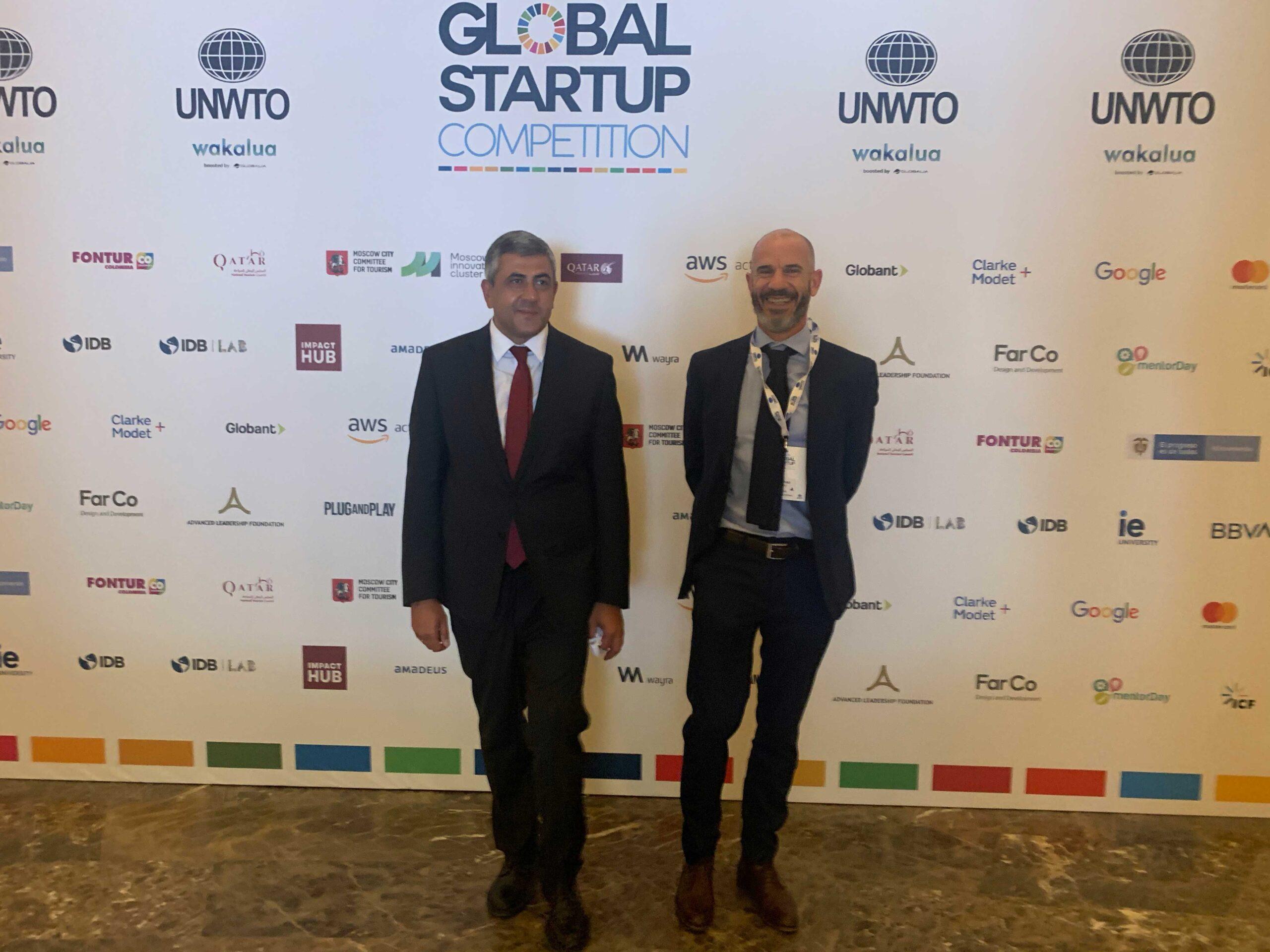 UNWTO & Alteria Automation